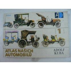Atlas našich automobilů I